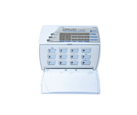 Nemtek Druid 24 4 Zone Keypad