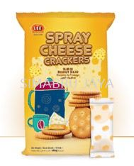 Spray Cheese Crackers