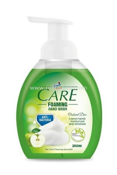 GOODMAID CARE FOAMING HAND CLEANSER - orchard dew