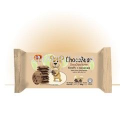 Chocobear ChocoChips Butter Biscuits 60g