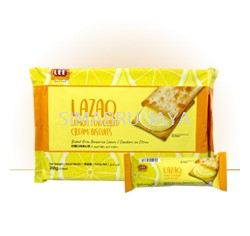 Lazaq Lemon Flavoured Cream
