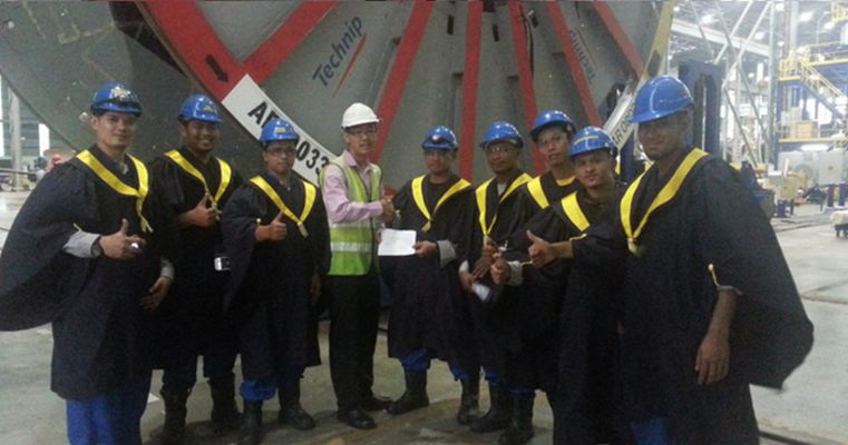 Forklift Training Course Malaysia