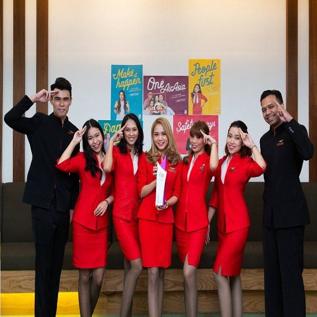 AirAsia wins Asean Business Award for aviation TravelNews