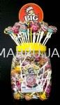 Big Top Lollipops - ABC mix