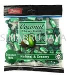 Coconut Milk Chewy Candy