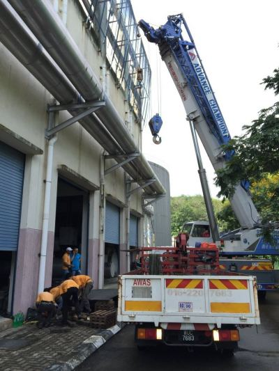 Telescopic Crane Rental