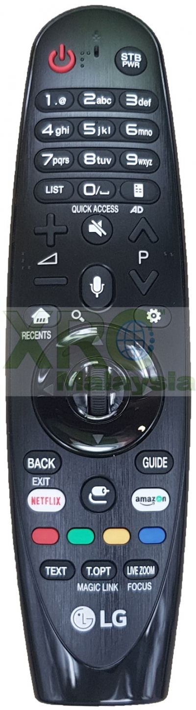 AN-MR650A LG ANDROID LED TV REMOTE CONTROL