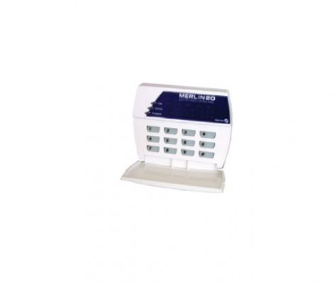 Nemtek Merlin Stealth 20-Zone Keypad