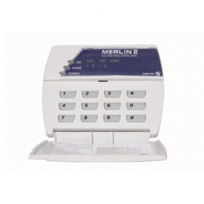 Nemtek Merlin Stealth Dual Zone Keypad