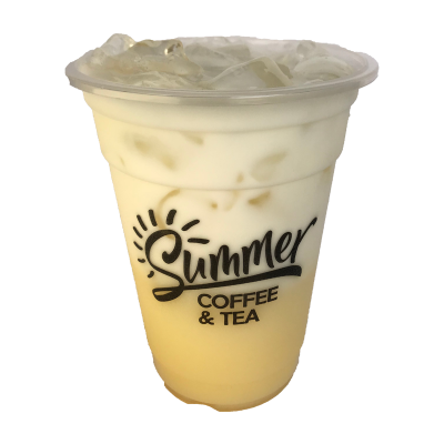 BANANA MILK TEA