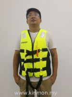 Lime Green - Heavy Duty Life Jacket