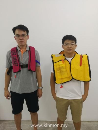 Auto Inflatable Life Jacket