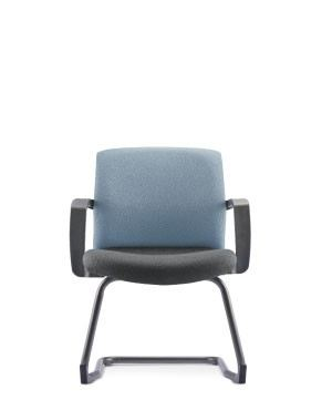 FT5713F - 93EA76 Visitor / Conference chair with arm