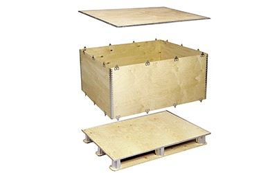 Plywood box Plywood Packaging