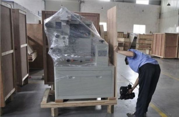 Heavy Machinery Packing Service