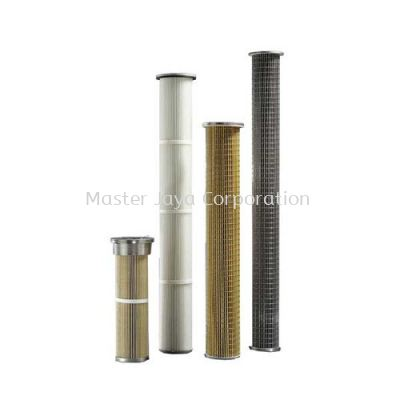 Hot-Gas Filter Cartridge