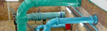 Flow Measurement at an Elevated Drinking Water Tank Flowmeter Others