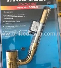 TORCH KIT SCS-9 SINGLE SELE LIGHTING