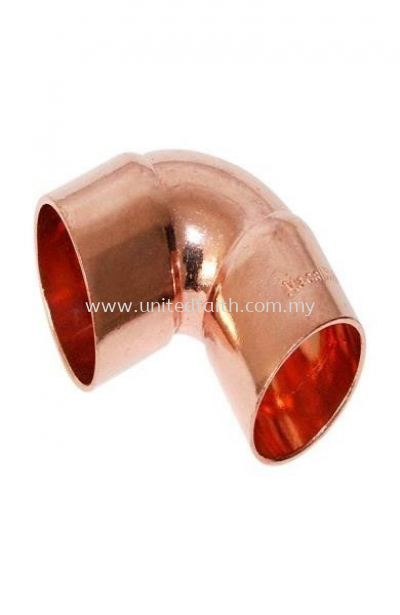 COPPER ELBOW (1/4��) 90DEG �C CEL107C014