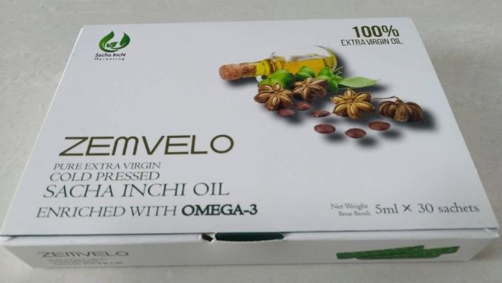 30 Sachets (Orange Flavour -  5ml/sachet) - RM 100