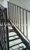 STAIRCASE STAIRCASE Metal Works (Grill)