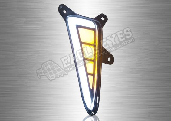 Toyota CH-R LED DRL (L Type) 17