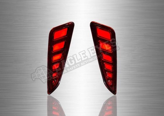 Toyota CHR rear reflector light (b type)17