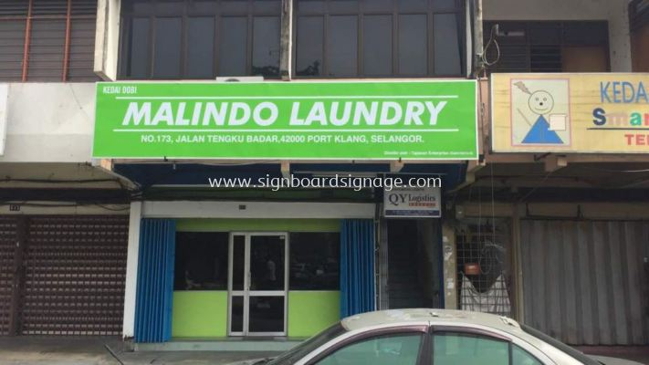 Malindo Laundry Port Klang