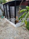 DOG CAGE DOG CAGE Door Metal Works (Grill)