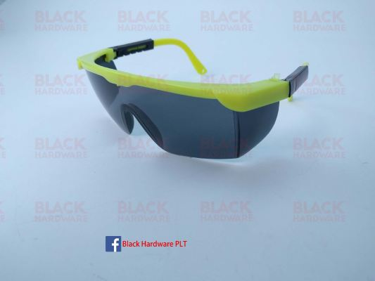 Yellow Flame Safety Eyewear Glasses Spectacles