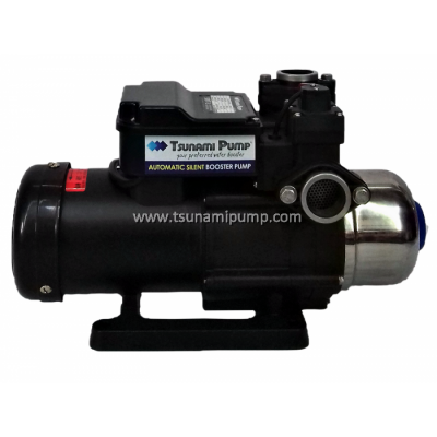 SOFT 3 ALL-IN-ONE AUTOMATIC SILENT BOOSTER PUMP (0.5HP)