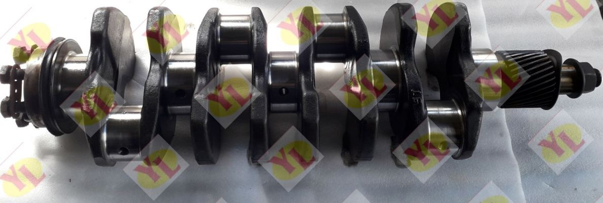 MITSUBISHI CANTER FE639 4D35 CRANKSHAFT