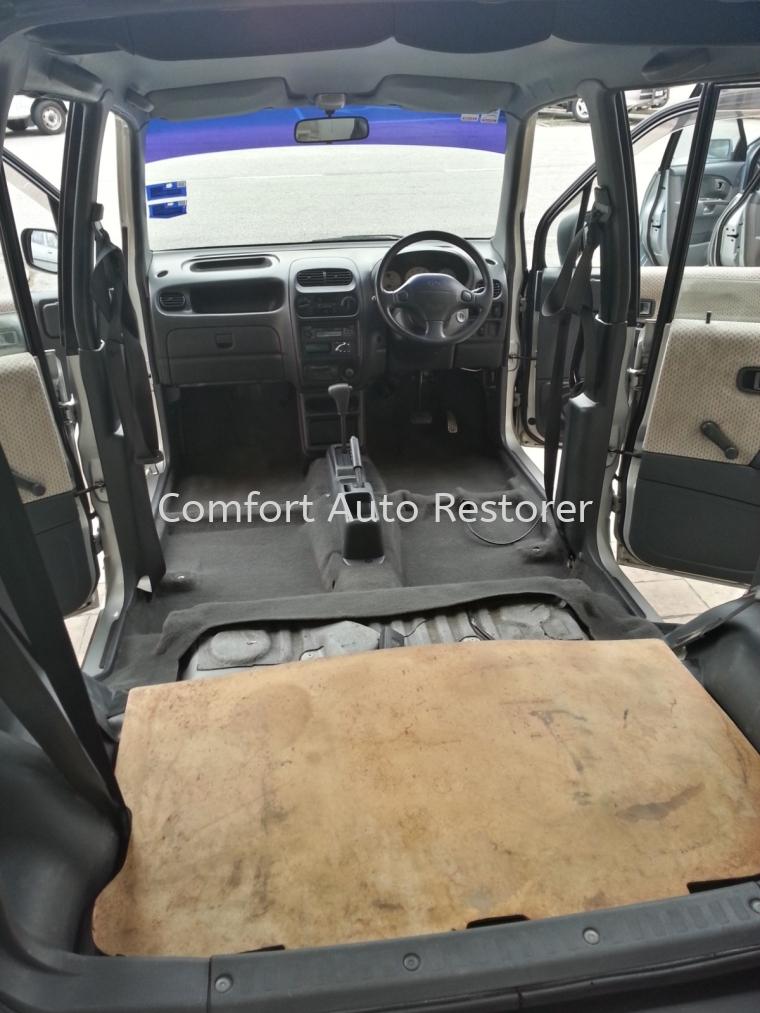 Dashboard Restoration