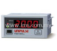 Compact DIN 96 x 48 mm Size Digital Indicator F331