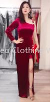 2018 Autumn Designer Evening Gown