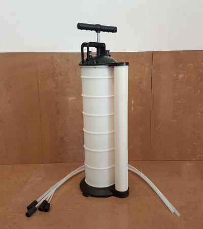 Manual Oil & Fluid Extractor 7Lts ID30772