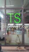 Stainlees Steel Box up and Acrylic surface with Front lit - TS LED Signage  LED SIGNAGE SIGNAGE
