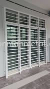 Sliding Door Door Metal Work (Grill)