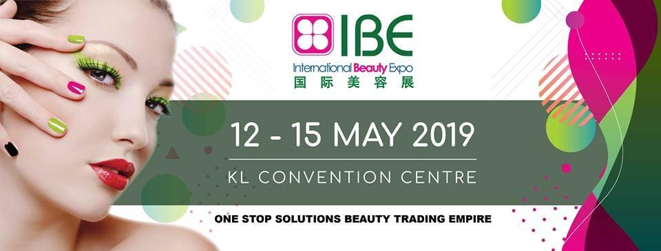 International Beauty Expo (IBE) May 2019