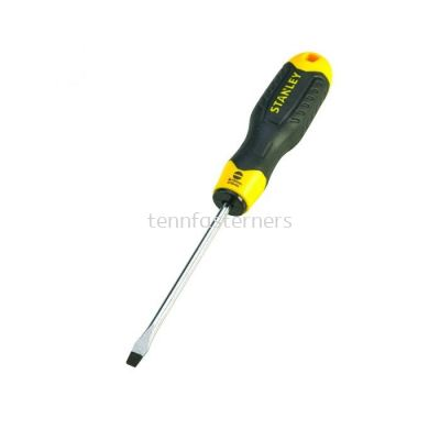 "1/4"" X 4"" (-) ��STANLEY�� SCREW DRIVER"