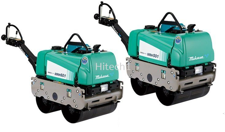 Vibration Roller MRH-501DS/601DS Roller Compactor Selangor, Malaysia, Kuala Lumpur (KL), Puchong Rental, Supplier, Supply | Hitech One Machinery Sdn Bhd