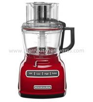 KitchenAid 9-Cup Wide Mouth Food Processor RKFP0930er Large Exact Slice Red