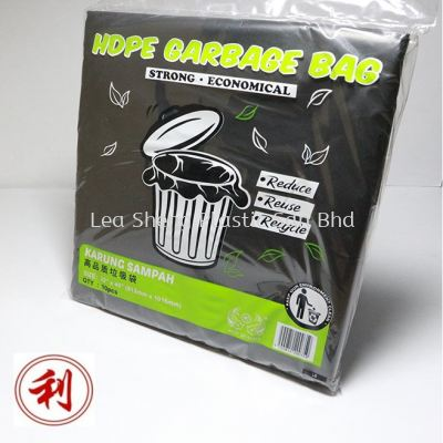 HDPE Garbage Bag (32'' x 40'')