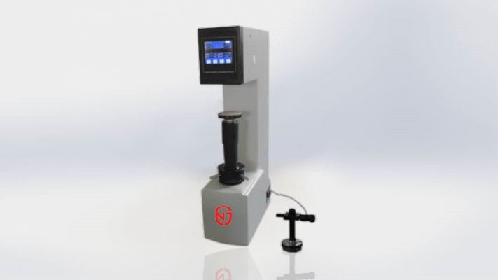 JG-109BE Electric Load Brinell Hardness Tester
