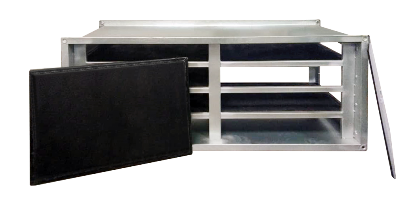 Activated Carbon Filter Box