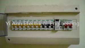 Tripping on fuse box