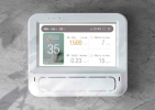 GIA-K007-8 Indoor & Outdoor Air Quality Monitor Environmental Monitoring Products