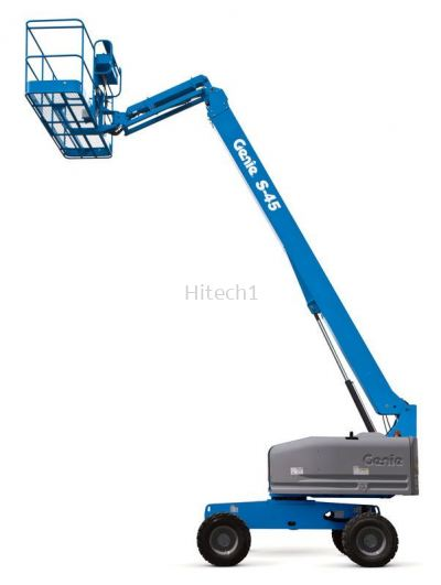 Telescopic Boom Lift S-40 and S-45