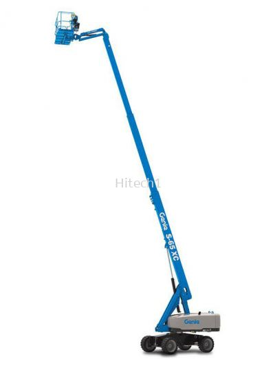 Telescopic Boom Lift S-60 XC and S-65 XC