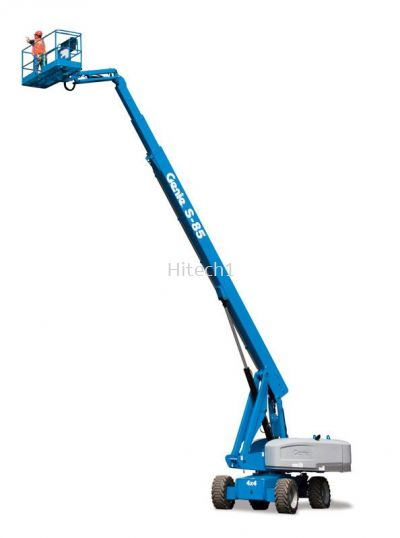 Telescopic Boom Lift S-80X and S-85